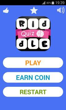 Riddle Quiz Word apk screenshot