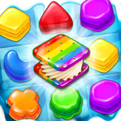 Cookie Crush - Match 3 Games & Free Puzzle Game アイコン