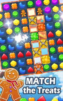 Cookie Crush - Match 3 Games & Free Puzzle Game スクリーンショット 3