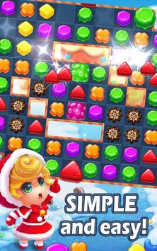 Cookie Crush - Match 3 Games & Free Puzzle Game ポスター