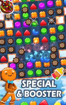 Cookie Crush - Match 3 Games & Free Puzzle Game スクリーンショット 2