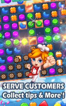 Cookie Crush - Match 3 Games & Free Puzzle Game スクリーンショット 4