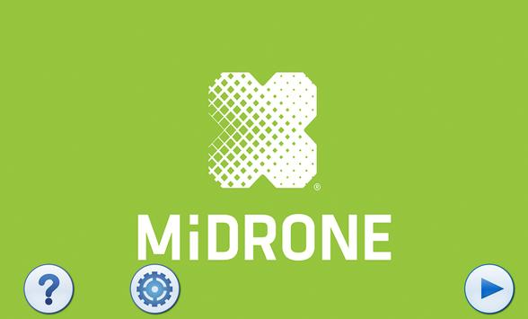 MiDRONE 200 poster
