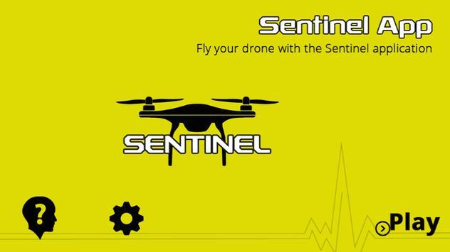 Sentinel X poster