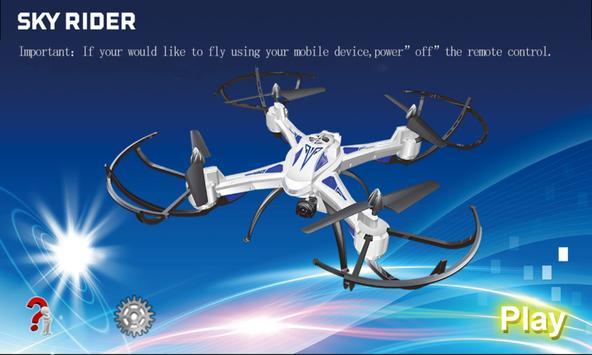 Sky Rider Drones poster