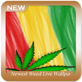 Newest Weed Live Wallpaper icon