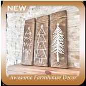 Awesome Farmhouse Decor Ideas icon