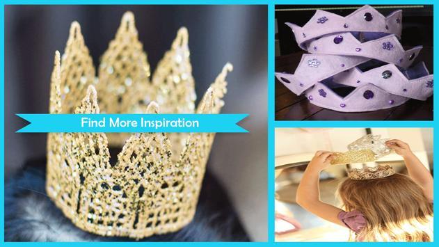 Easy DIY Princess Crown Tutorials screenshot 4