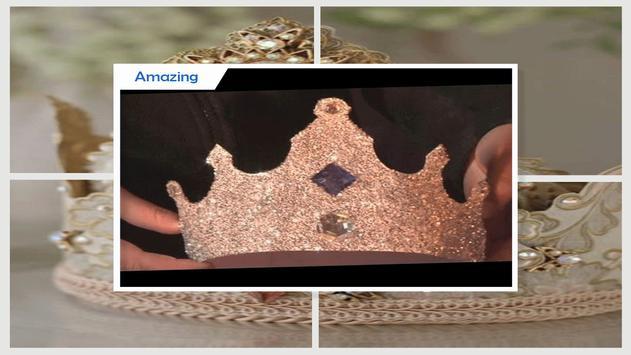 Easy DIY Princess Crown Tutorials screenshot 2