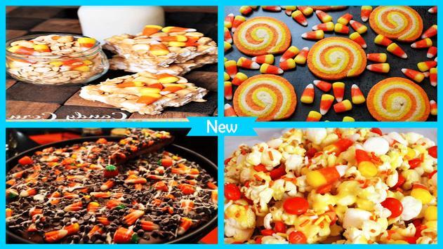 Sweet Halloween Candy Corn Desserts screenshot 3