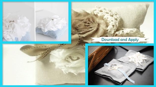 Simple DIY Ring Bearer Pillow screenshot 1
