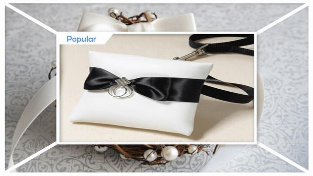 Simple DIY Ring Bearer Pillow screenshot 2