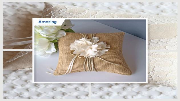 Simple DIY Ring Bearer Pillow screenshot 3