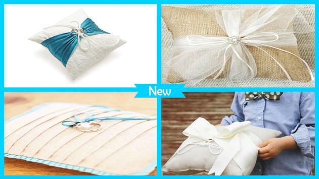 Simple DIY Ring Bearer Pillow screenshot 4