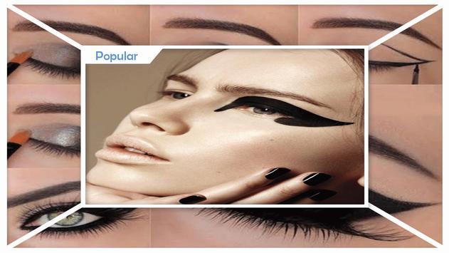 Smokey Cat Eyes Makeup screenshot 1