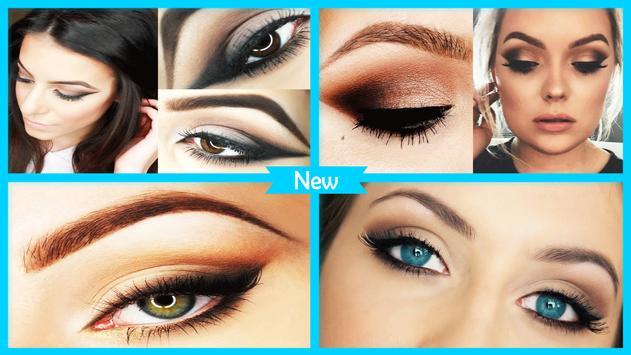 Smokey Cat Eyes Makeup screenshot 3