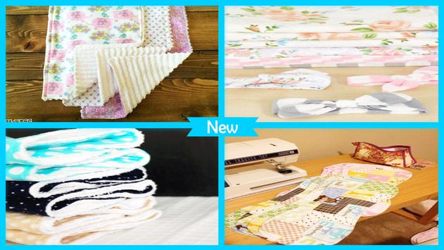 Wonderful DIY Burp Cloths screenshot 3