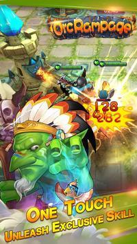 Orc Rampage: Heroes Clash apk screenshot