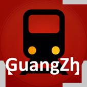 Guangzhou Metro Map icon