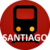 Santiago Metro Map icon