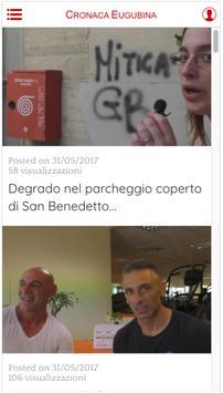 Cronaca Eugubina apk screenshot
