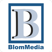 Blom Media icon