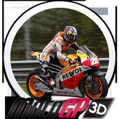 Moto GP Racer 3D icon