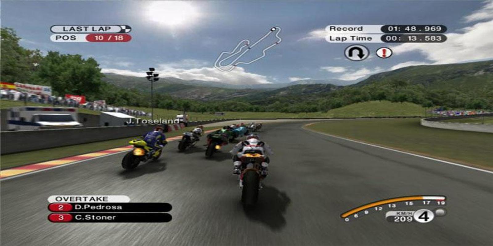 game moto gp 3d apk