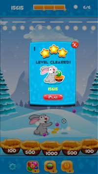 Bunny Bubble Shooter screenshot 15