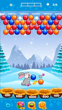 Bunny Bubble Shooter screenshot 19