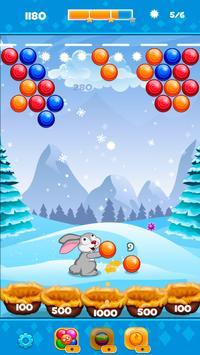 Bunny Bubble Shooter screenshot 13