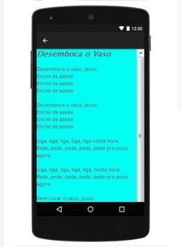 Corinhos Evangélicos screenshot 2