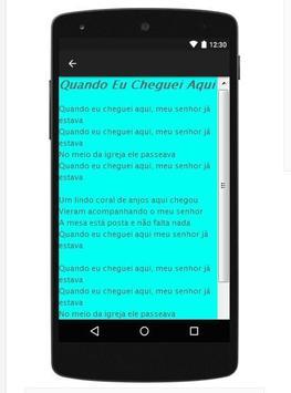 Corinhos Evangélicos screenshot 3
