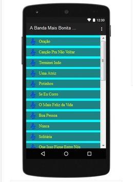 A Banda Mais Bonita da Cidade apk screenshot
