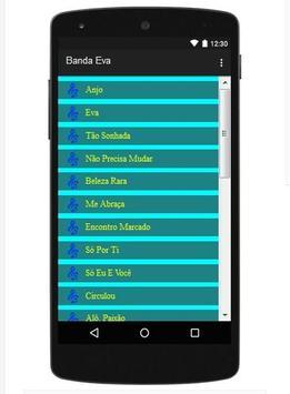 Banda Eva apk screenshot