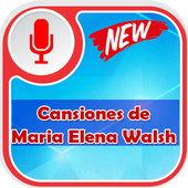 Maria Elena Walsh de Canciones icon