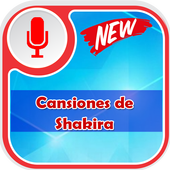 Shakira de Canciones Collection icon