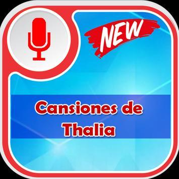 Thalia de Canciones Collection poster