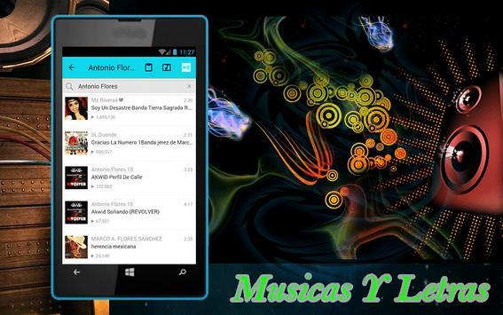 Antonio Flores Siete Vidas apk screenshot