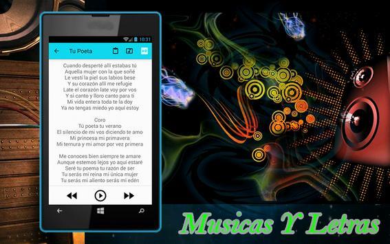 Tu Poeta Alex Campos Letras screenshot 2