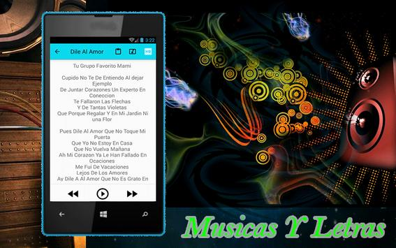 Aventura - El Perdedor cancion apk screenshot
