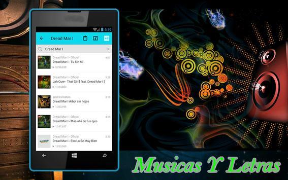 Laberintos - Dread Mar I Letra apk screenshot