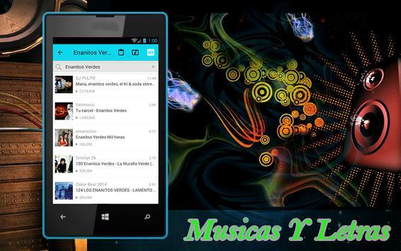 El barrio Musica&Letra Cancion apk screenshot