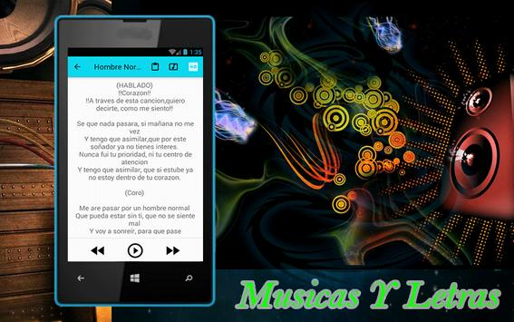 Musica Espinoza Paz Letras apk screenshot