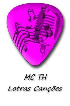 MC TH Letras Top Canções poster