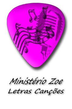 Ministério Zoe Letras Hits apk screenshot