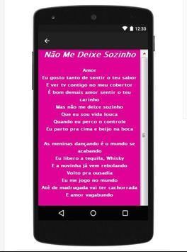 Nego do Borel Letras Hits apk screenshot