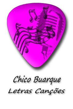 Chico Buarque Letras Canções poster