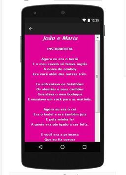 Chico Buarque Letras Canções screenshot 3