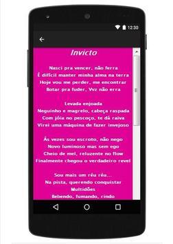 Filipe Ret Letras Canções apk screenshot